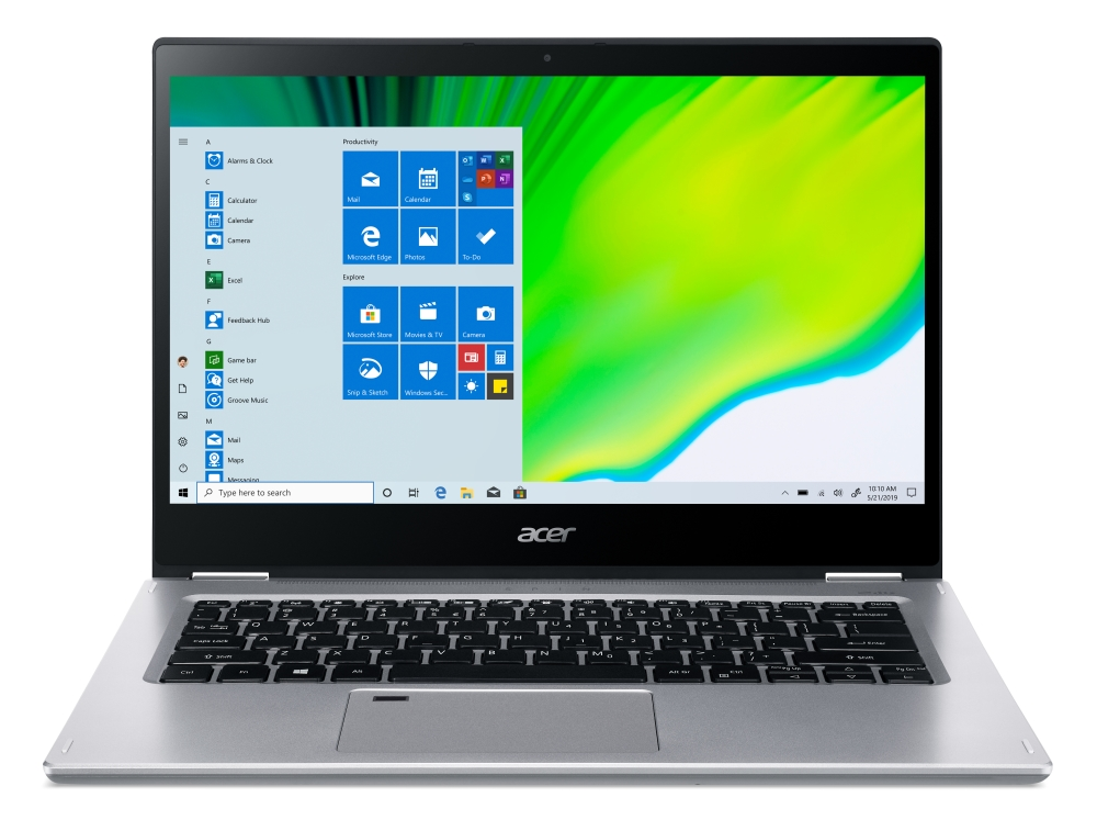 Laptop-Acer-Spin-3-SP314-21N-R45P-Ryzen-5-3500U-ACER-NX-A4GEX-009
