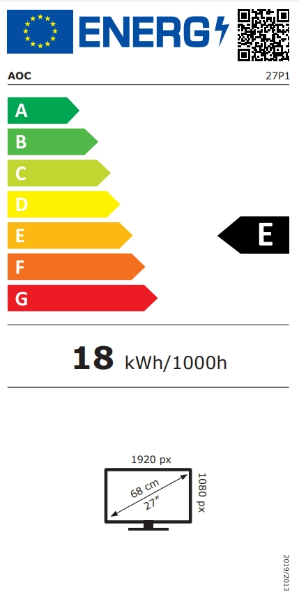 Monitor-AOC-27P1-27-Wide-IPS-LED-5-ms-10001-AOC-27P1