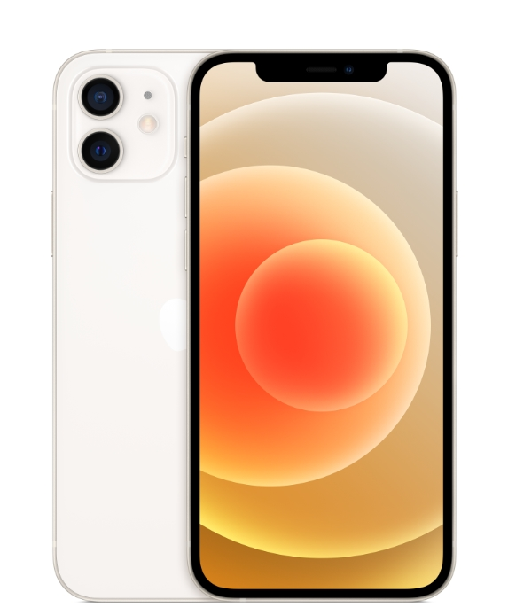 Mobilen-telefon-Apple-iPhone-12-64GB-White-APPLE-MGJ63GH-A