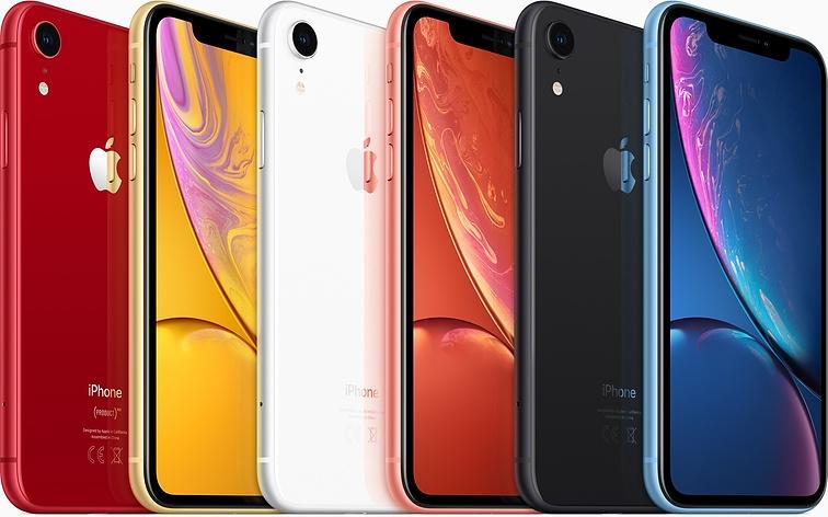 Mobilen-telefon-Apple-iPhone-XR-128GB-White-APPLE-MH7M3GH-A