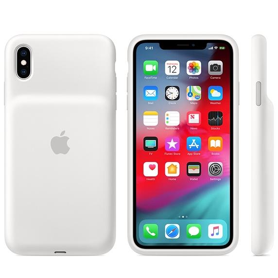 Kalaf-Apple-iPhone-XS-Max-Smart-Battery-Case-Whi-APPLE-MRXR2ZM-A