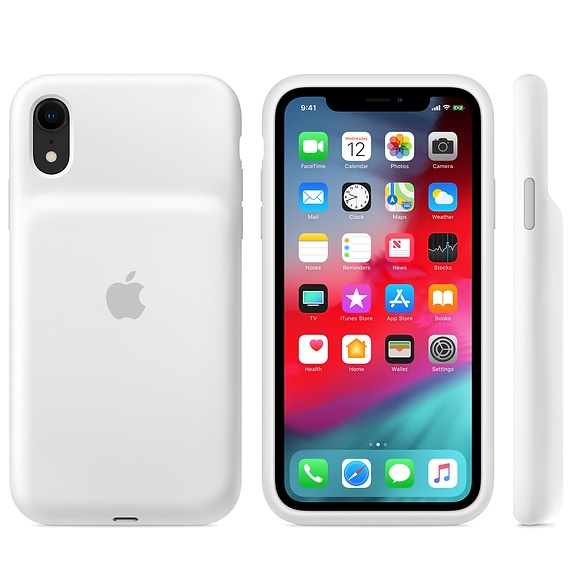 Kalaf-Apple-iPhone-XR-Smart-Battery-Case-White-APPLE-MU7N2ZM-A