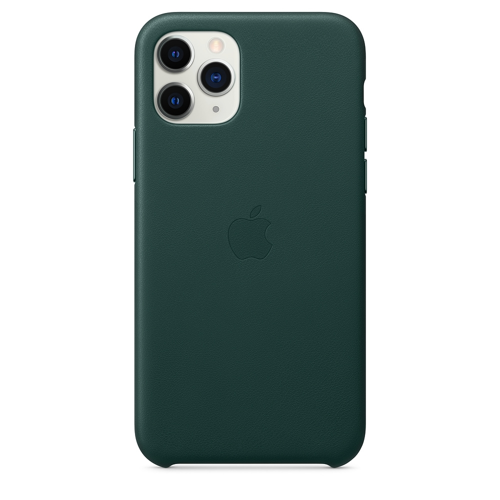 Kalaf-Apple-iPhone-11-Pro-Leather-Case-Forest-Gr-APPLE-MWYC2ZM-A