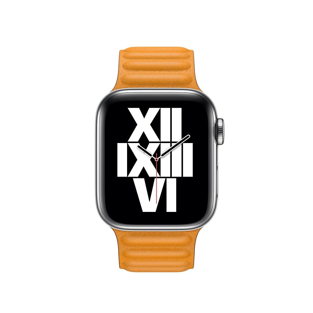 Aksesoar-Apple-Watch-40mm-Band-California-Poppy-L-APPLE-MY9E2ZM-A