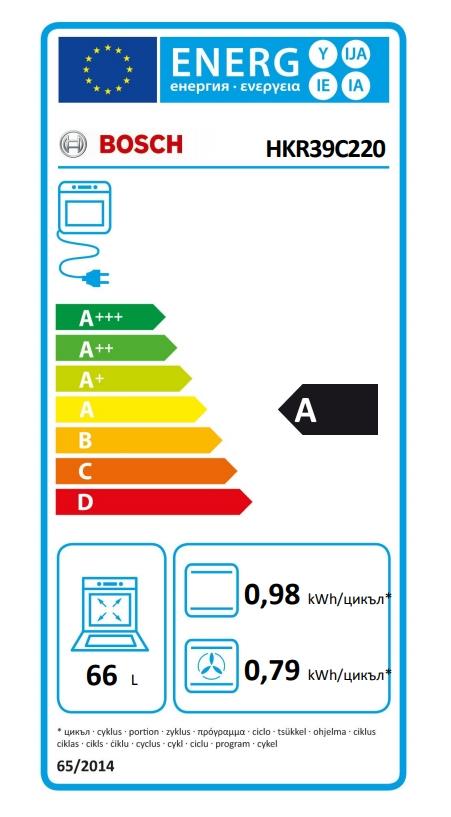 Gotvarska-pechka-Bosch-HKR39C220-Electric-free-sta-BOSCH-HKR39C220