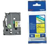 Konsumativ-Brother-TZe-651-Tape-Black-on-Yellow-L-BROTHER-TZE651
