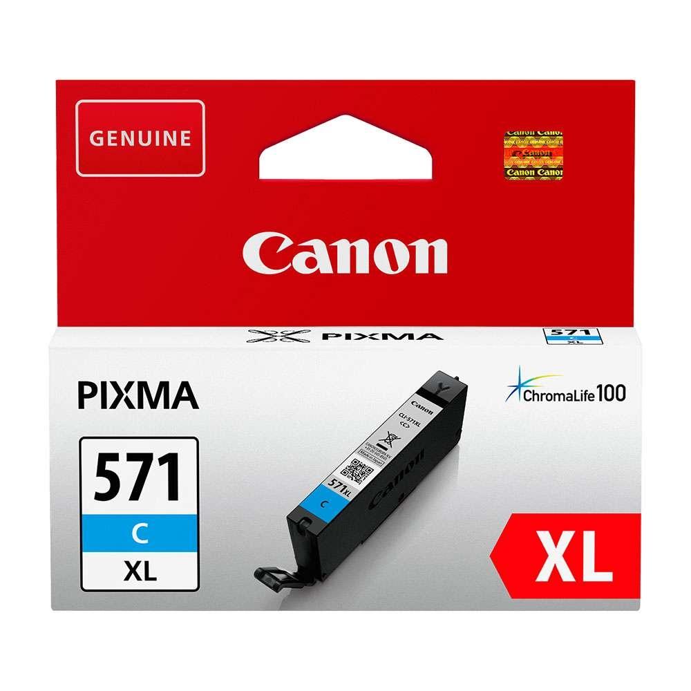 Konsumativ-Canon-CLI-571XL-C-CANON-0332C001AA