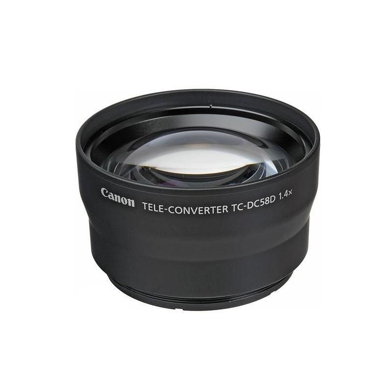 Aksesoar-Canon-Tele-converter-TC-DC58D-for-G10-CANON-3152B001AA