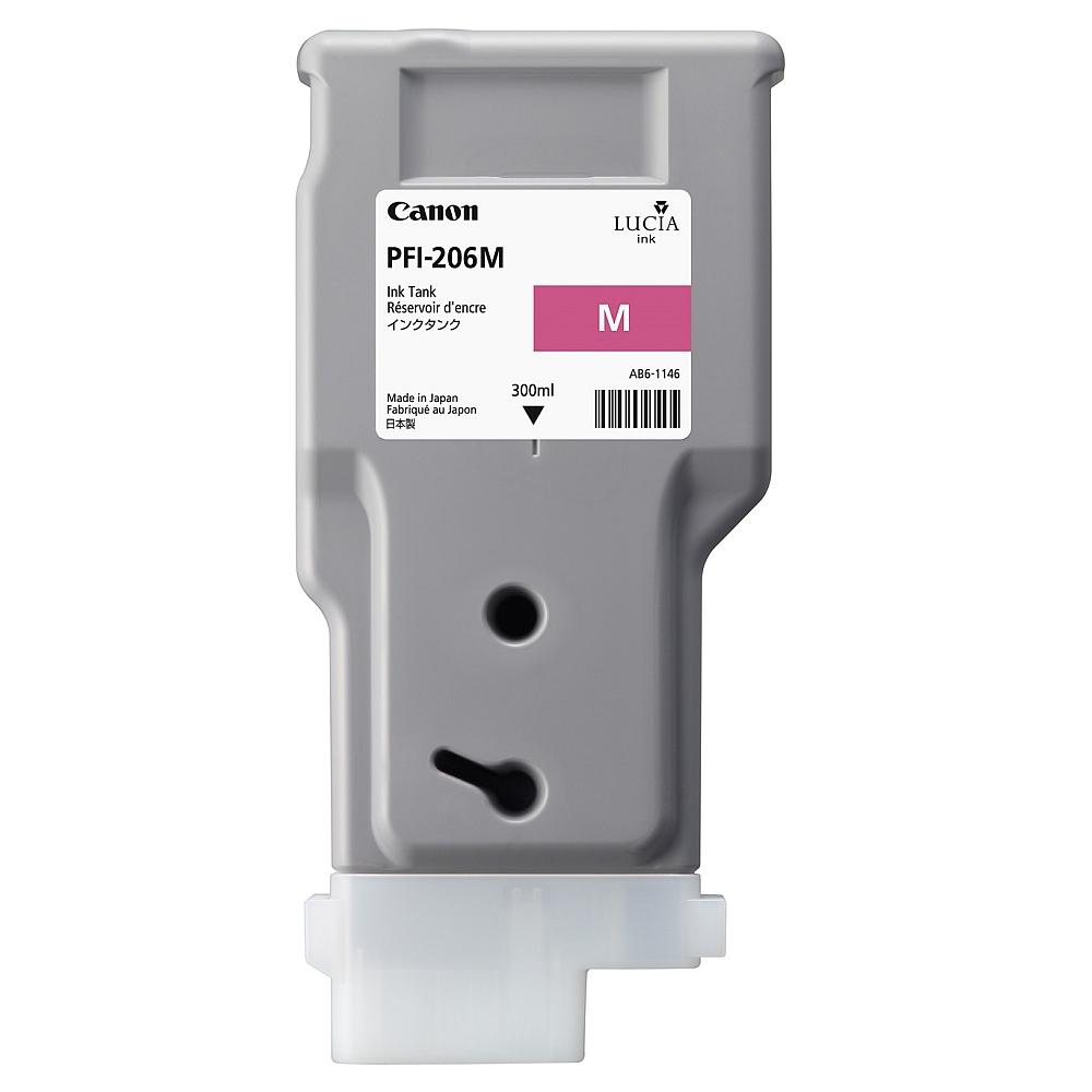 Konsumativ-Canon-Pigment-Ink-Tank-PFI-206-Magenta-CANON-5305B001AA