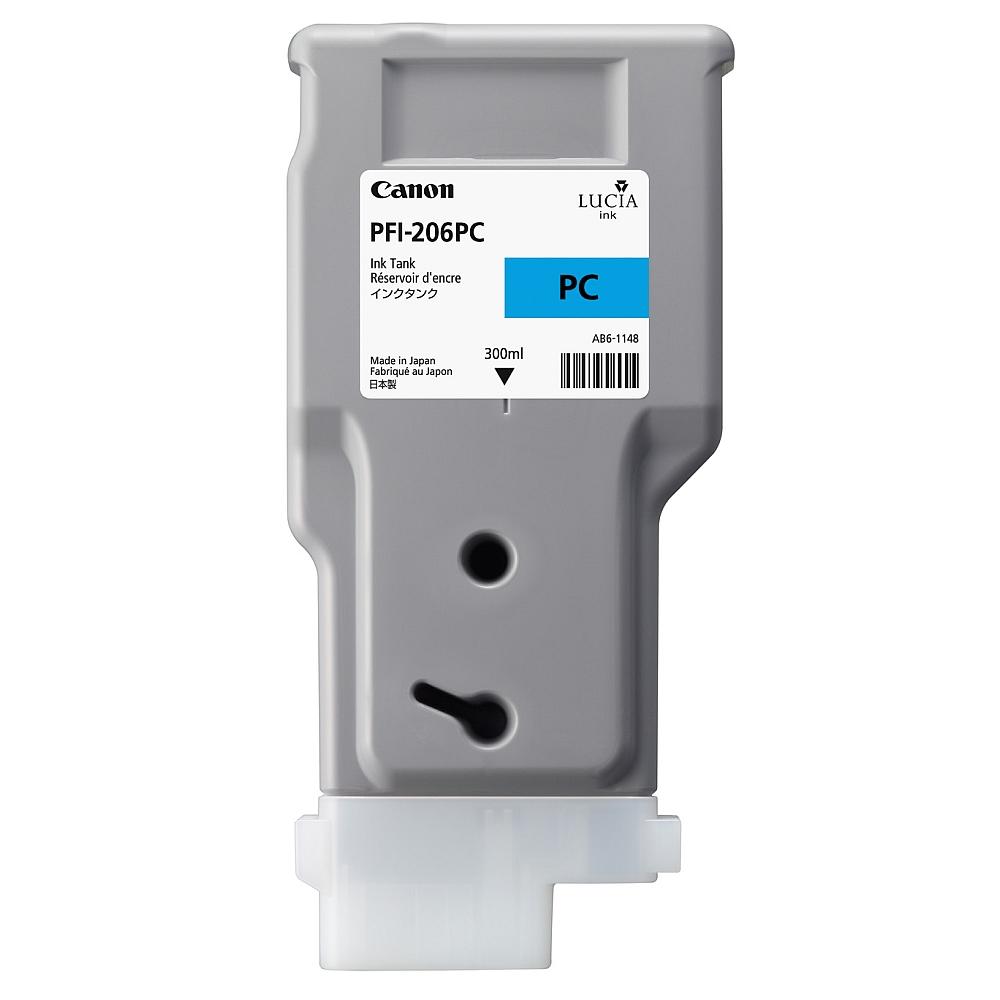 Konsumativ-Canon-Pigment-Ink-Tank-PFI-206-Photo-C-CANON-5307B001AA