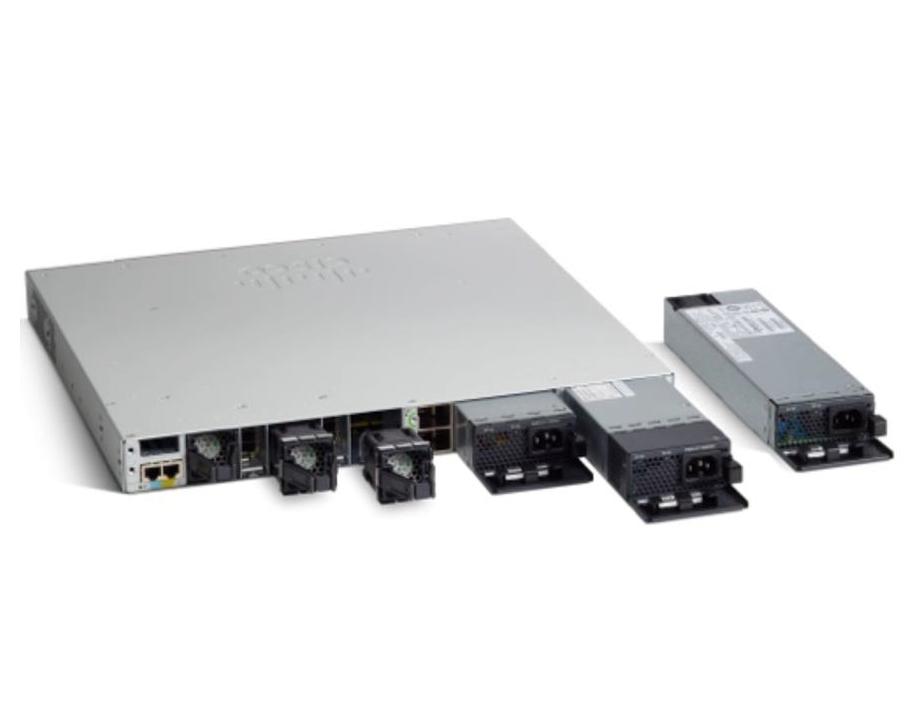 Komutator-Cisco-Catalyst-9300-24-port-PoE-Networ-CISCO-C9300-24P-A