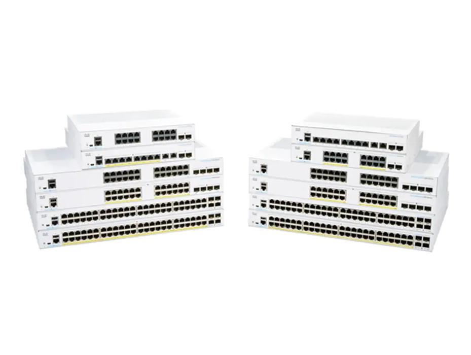 Komutator-Cisco-CBS250-Smart-8-port-GE-Full-PoE-CISCO-CBS250-8FP-E-2G-EU