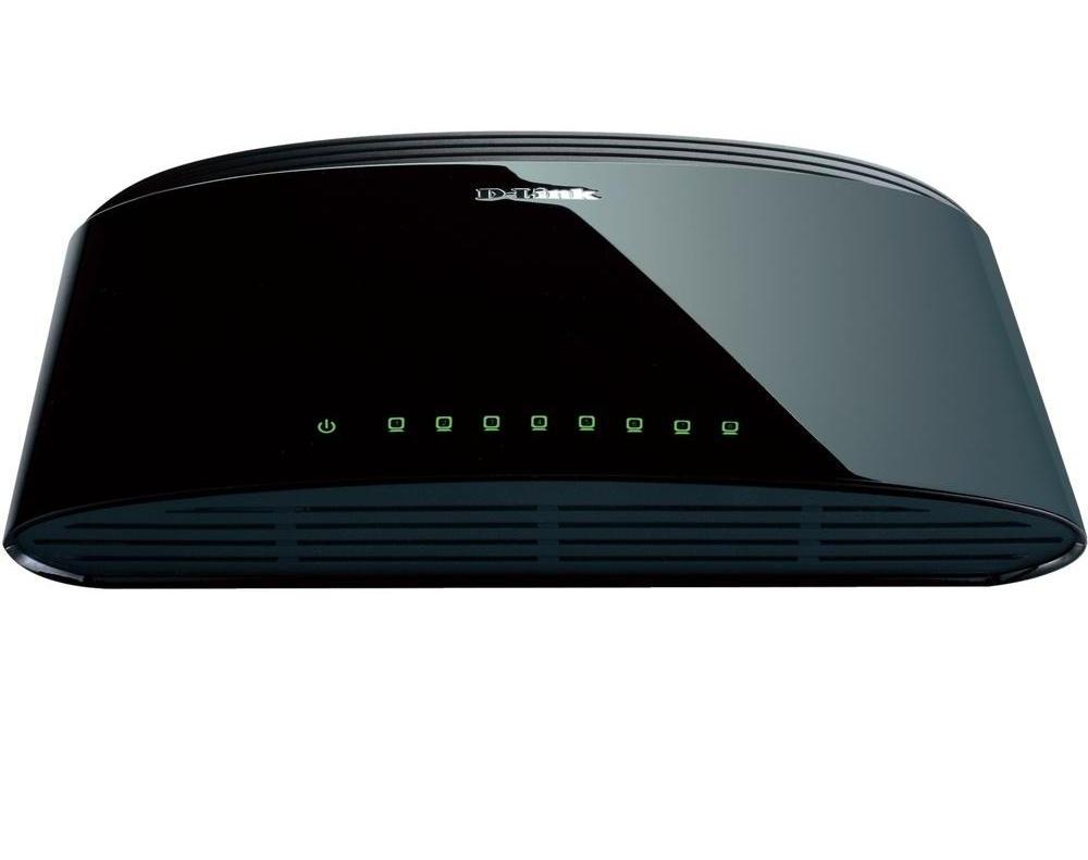 Komutator-D-Link-8-Port-10-100Mbps-Fast-Ethernet-U-D-LINK-DES-1008D