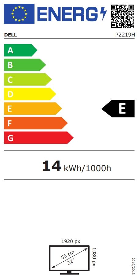 Monitor-Dell-P2219H-21-5-Wide-LED-Anti-Glare-IP-DELL-P2219H-5Y