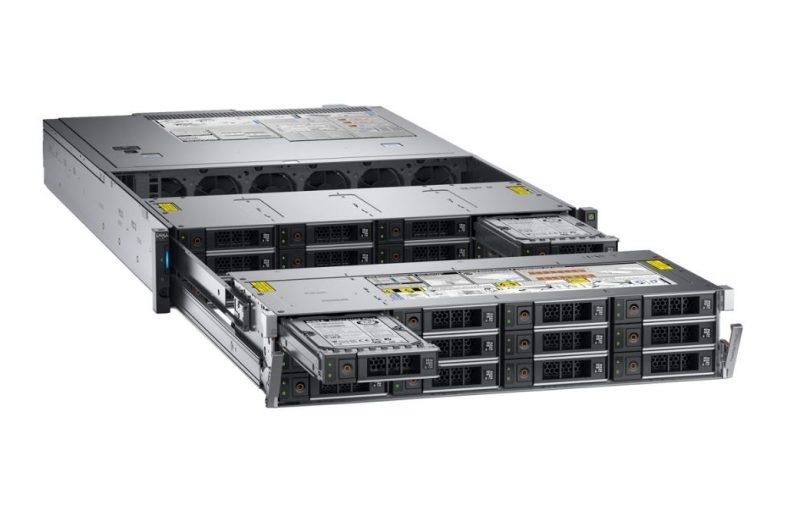 Sarvar-Dell-EMC-PowerEdge-R740xd2-Chassis-24-x-3-5-DELL-PER740XD2CEEM1