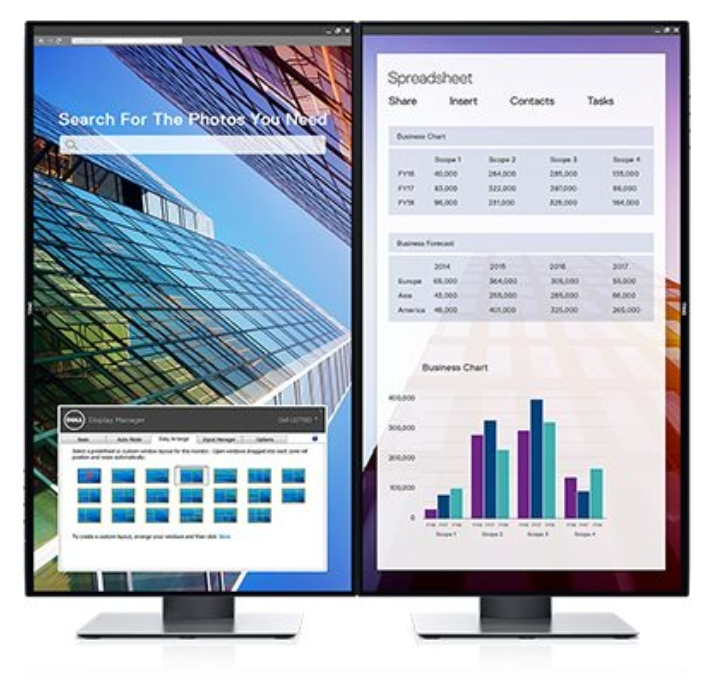 Monitor-Dell-U2719D-27-IPS-Anti-Glare-UltraShar-DELL-U2719D-5Y