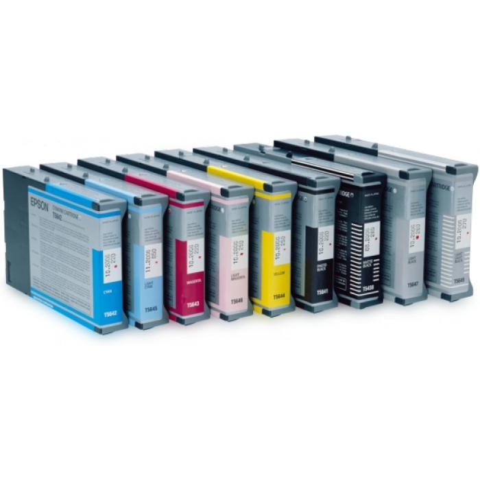 Konsumativ-Epson-Cyan-Ink-Cartridge-110ml-for-St-EPSON-C13T543200