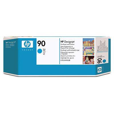 Konsumativ-HP-90-Cyan-Printhead-and-Printhead-Clea-HP-C5055A