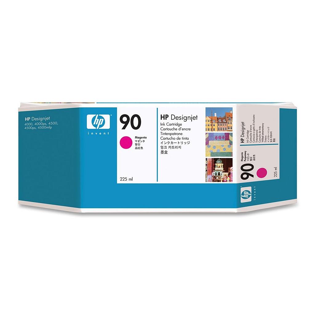 Konsumativ-HP-90-225-ml-Magenta-Ink-Cartridge-HP-C5062A