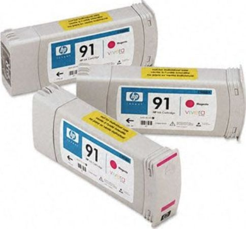 Konsumativ-HP-91-3-pack-775-ml-Magenta-Ink-Cartrid-HP-C9484A