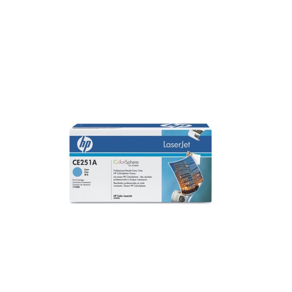Konsumativ-HP-Color-LaserJet-CE251A-Cyan-Print-Car-HP-CE251A