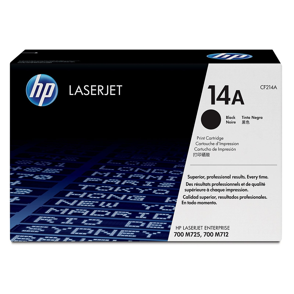 Konsumativ-HP-14A-Black-LaserJet-Toner-Cartridge-HP-CF214A