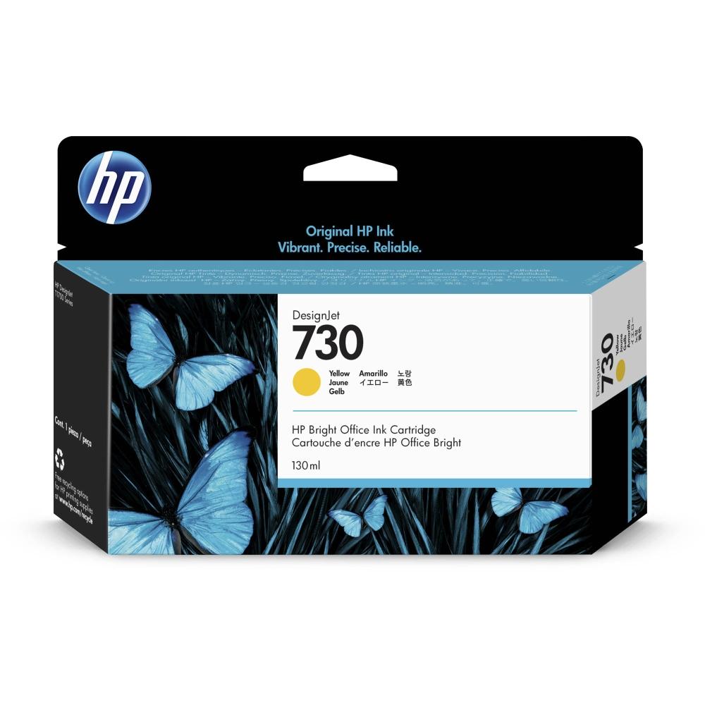 Konsumativ-HP-730-130-ml-Yellow-Ink-Cartridge-HP-P2V64A