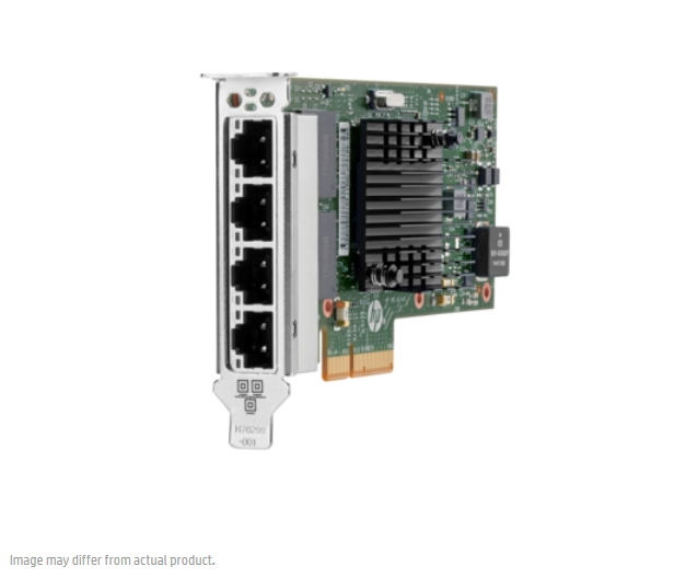 Adapter-HPE-Ethernet-1Gb-4-port-366T-Adapter-HPE-811546-B21