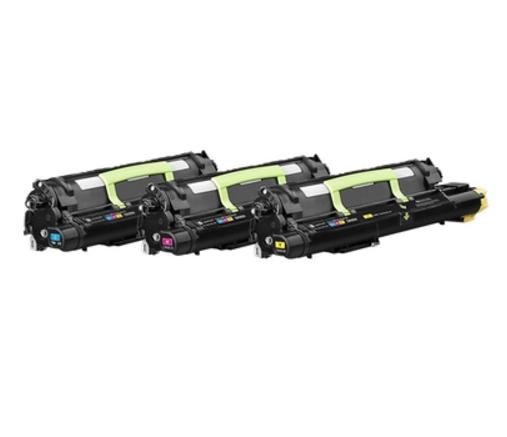 Konsumativ-Lexmark-Colour-CMY-Developer-Kit-LEXMARK-72K0D50