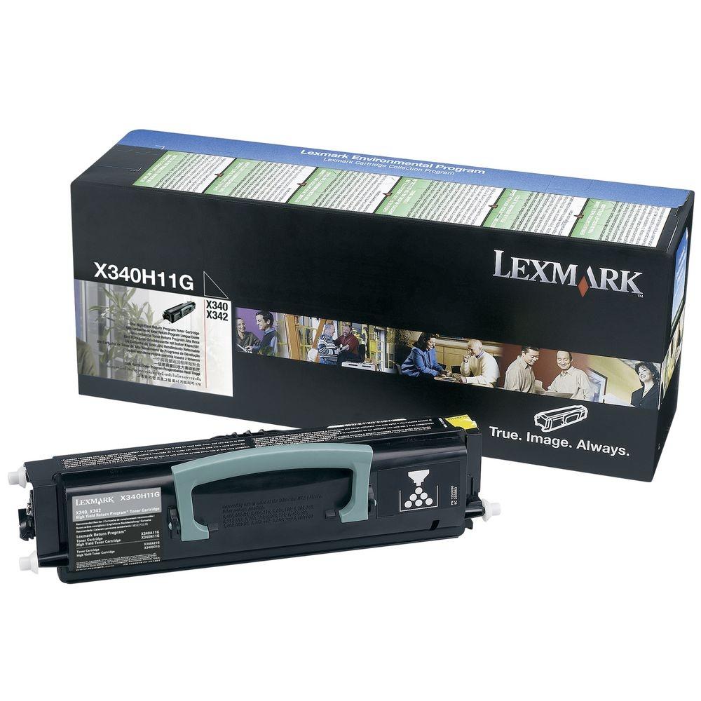 Konsumativ-Lexmark-X342-High-Yield-Return-Programm-LEXMARK-X340H11G