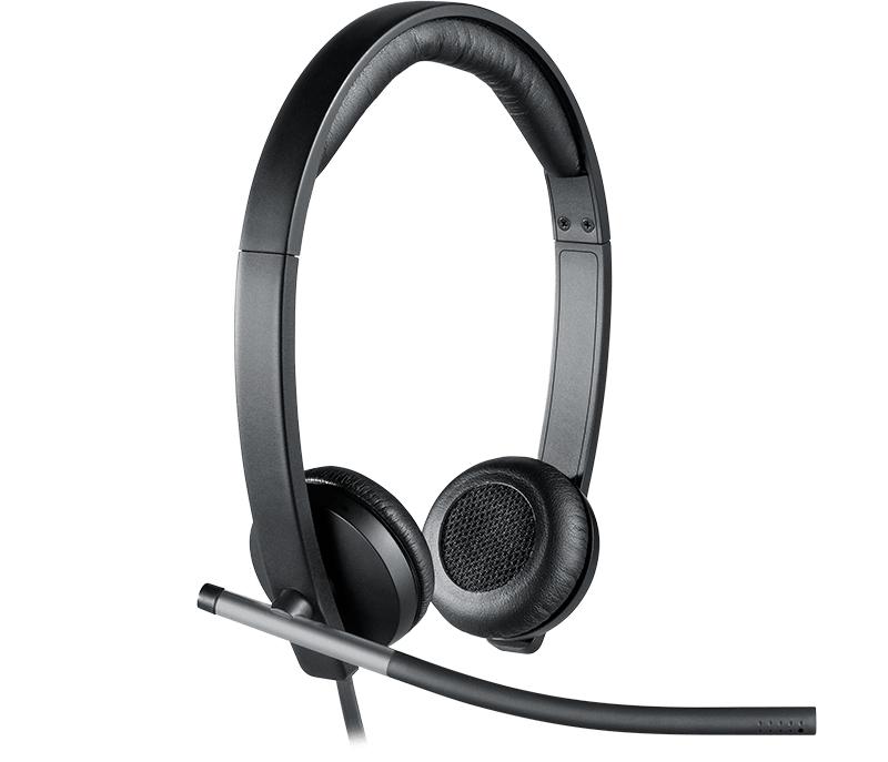 Slushalki-Logitech-USB-Headset-Stereo-H650e-USB-LOGITECH-981-000519