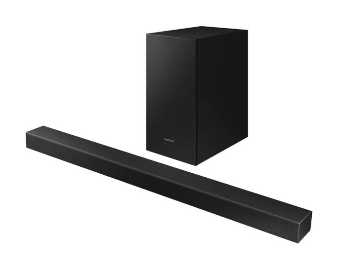 Audio-sistema-Samsung-200-W-2-1Ch-Soundbar-HW-T45-SAMSUNG-HW-T450-EN