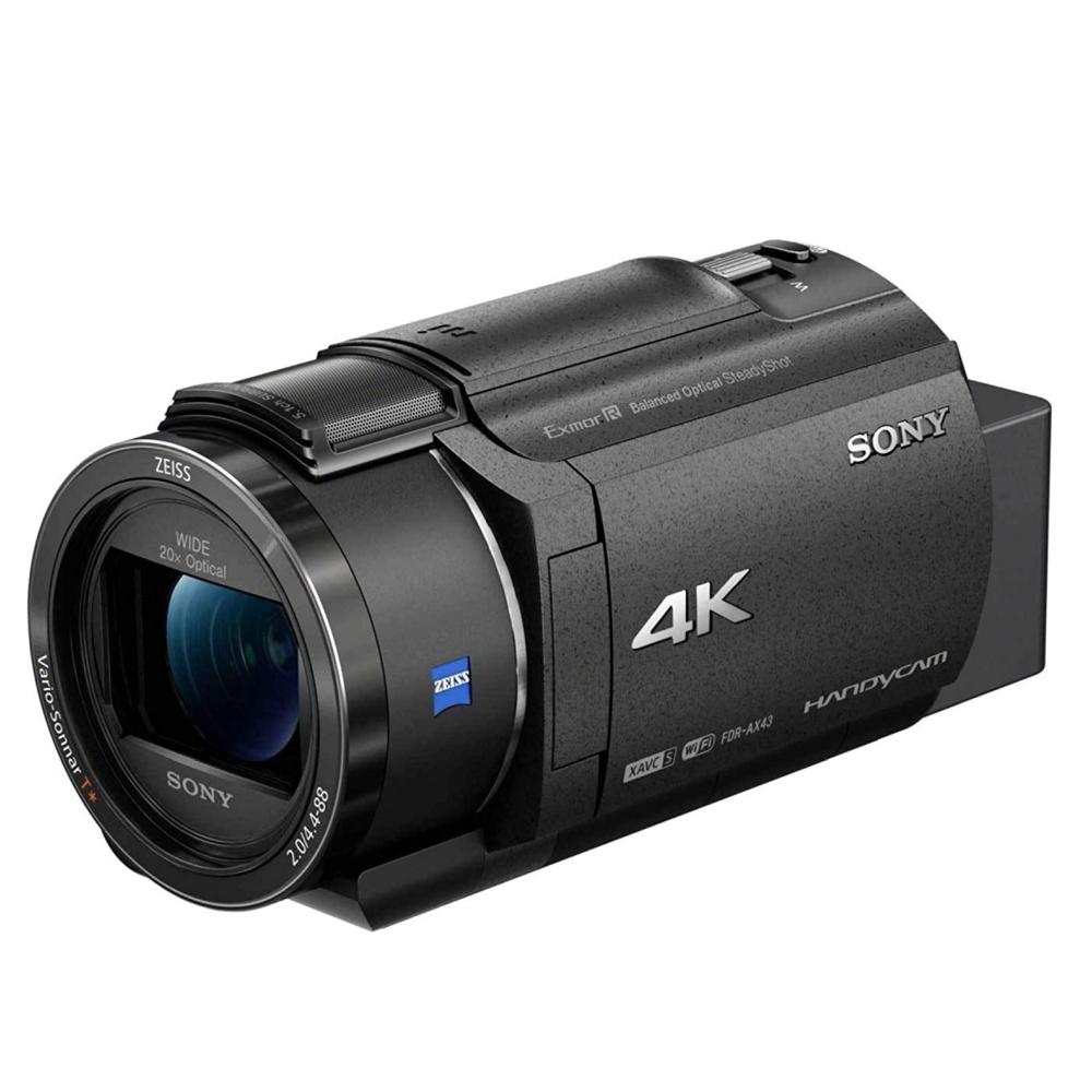 Tsifrova-videokamera-Sony-FDR-AX43-black-SONY-FDRAX43B-CEE
