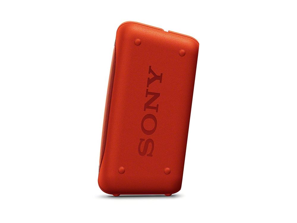 Audio-sistema-Sony-GTK-XB60-Party-System-red-SONY-GTKXB60R-CEL