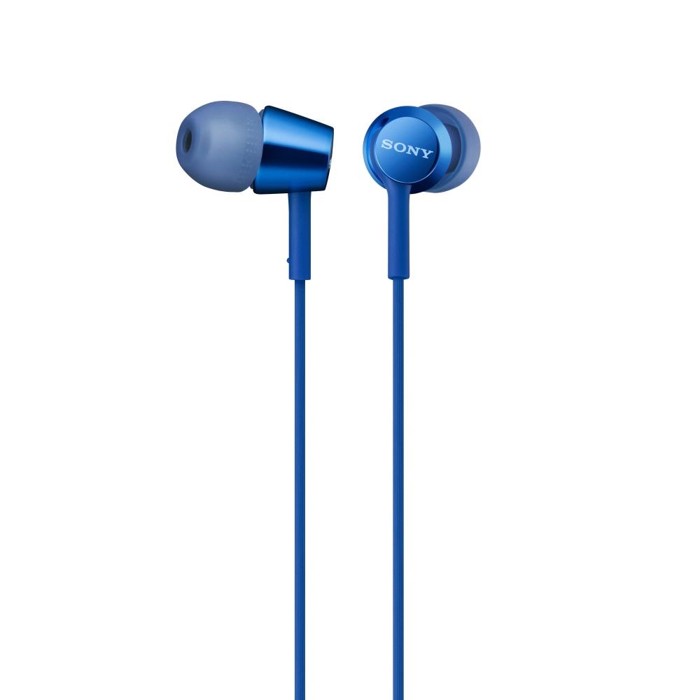 Slushalki-Sony-Headset-MDR-EX155AP-blue-SONY-MDREX155APLI-AE