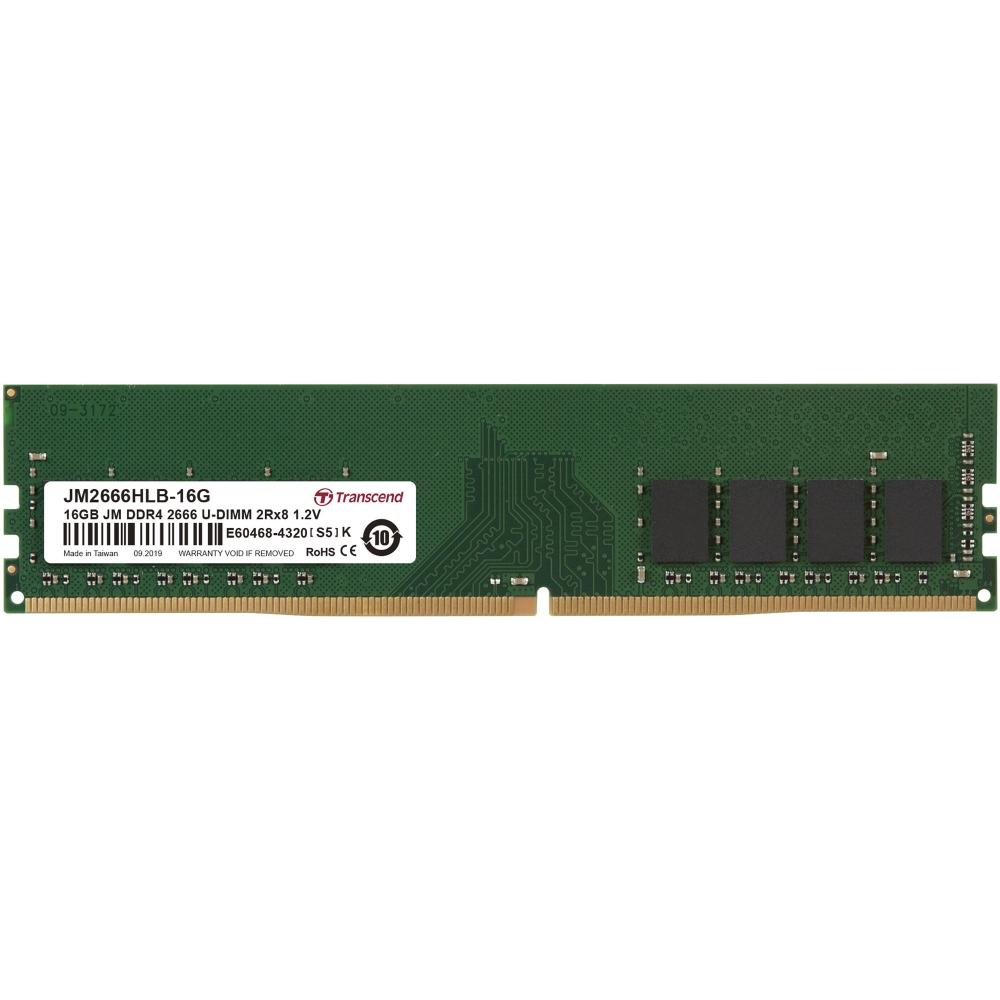 Pamet-Transcend-16GB-JM-DDR4-2666Mhz-U-DIMM-2Rx8-1-TRANSCEND-JM2666HLB-16G