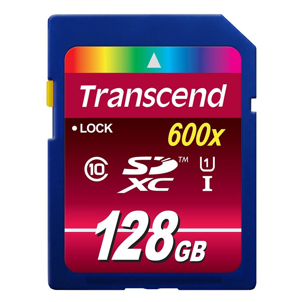 Pamet-Transcend-128GB-SDXC-UHS-I-Class10-TRANSCEND-TS128GSDXC10U1