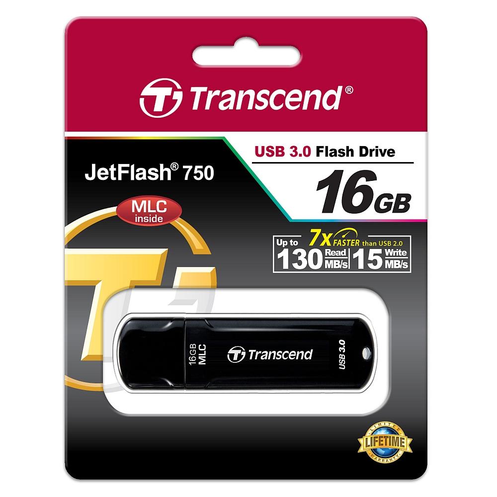 Pamet-Transcend-16GB-JETFLASH-750-USB-3-0-black-TRANSCEND-TS16GJF750K